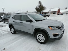New 2020 Jeep Compass SPORT 4X4 Sport Utility for Sale in Richfield Springs NY