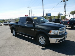 Used 2018 Ram 1500 Big Horn Truck Crew Cab for Sale in Richfield Springs