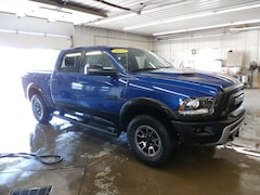 Used 2017 Ram 1500 Rebel Truck Crew Cab for Sale in Richfield Springs