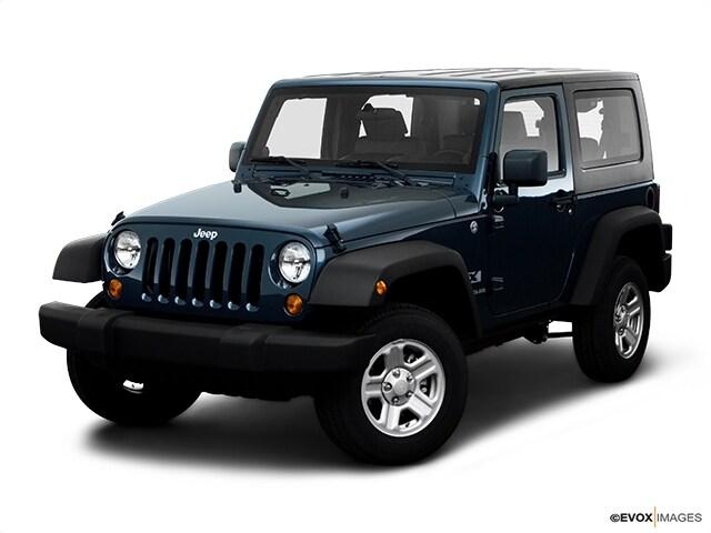2008 Jeep Wrangler SUV