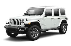 New 2021 Jeep Wrangler UNLIMITED SAHARA 4X4 Sport Utility for Sale in RIchfield Springs, NY