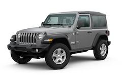 New 2020 Jeep Wrangler SPORT S 4X4 Sport Utility for Sale in RIchfield Springs, NY