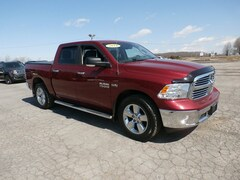 Used 2014 Ram 1500 SLT Truck Crew Cab for Sale in Richfield Springs