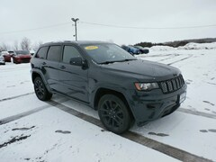 Used 2017 Jeep Grand Cherokee Laredo 4x4 SUV for Sale in Richfield Springs