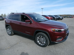 New 2019 Jeep Cherokee LATITUDE PLUS 4X4 Sport Utility for Sale in RIchfield Springs, NY