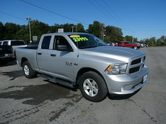 Used 2016 Ram 1500 Tradesman/Express Truck Quad Cab for Sale in Richfield Springs