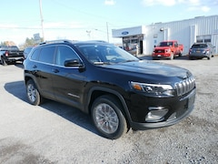 New 2021 Jeep Cherokee LATITUDE PLUS 4X4 Sport Utility for Sale in Richfield Springs, NY
