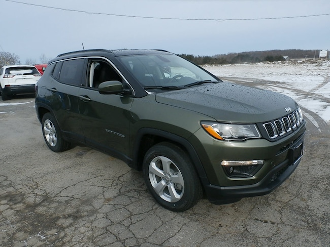 New 2019 Jeep Compass LATITUDE 4X4 Sport Utility for Sale in Richfield Springs NY
