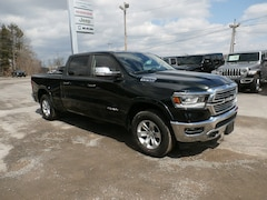 Used 2019 Ram 1500 Laramie Truck Crew Cab for Sale in Richfield Springs