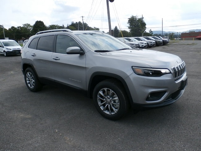 New 2019 Jeep Cherokee Latitude Plus SUV for Sale in Richfield Springs NY