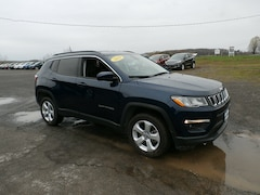 Used 2019 Jeep Compass Latitude 4x4 SUV for Sale in Richfield Springs