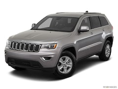 Used 2017 Jeep Grand Cherokee Laredo 4x4 SUV for Sale in Richfield Springs