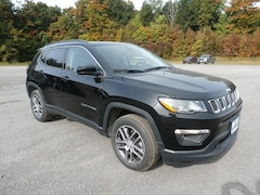 New 2020 Jeep Compass SUN AND SAFETY 4X4 Sport Utility for Sale in Richfield Springs NY