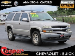 Used 2005 Chevrolet Tahoe LT SUV for sale in Anniston, AL