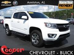 Used 2017 Chevrolet Colorado Z71 Truck for sale in Anniston, AL