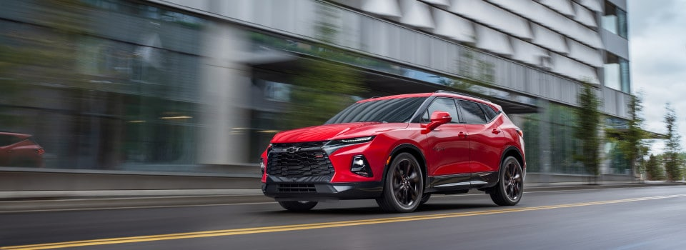 New 2019 Chevy Blazer Anniston Al Cooper Chevrolet Buick Inc