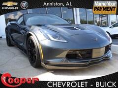 New 2019 Chevrolet Corvette Z06 Coupe for sale in Anniston AL