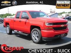 New 2019 Chevrolet Silverado 1500 LD Silverado Custom Truck Double Cab for sale in Anniston AL