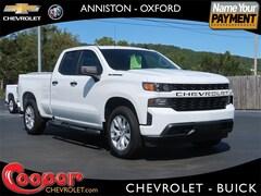 New 2020 Chevrolet Silverado 1500 Custom Truck for sale in Anniston AL