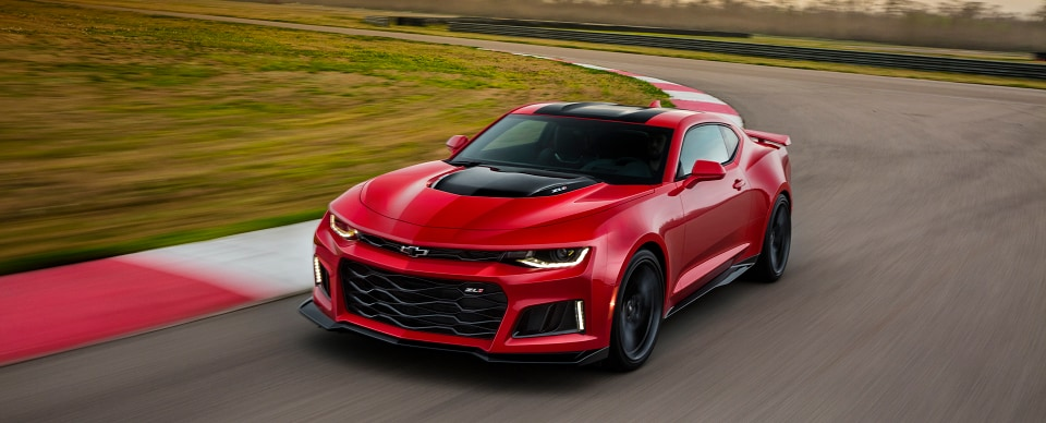 New 2018 Chevy Camaro ZL1 Anniston AL