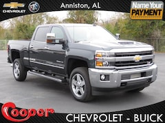 New 2019 Chevrolet Silverado 2500HD LTZ Truck Crew Cab for sale in Anniston AL