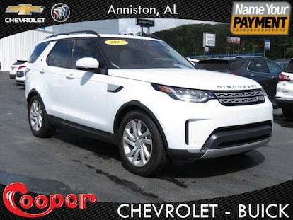 Used 2017 Land Rover Discovery For Sale | Anniston AL