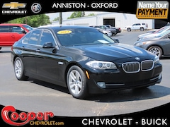 Used 2013 BMW 5 Series 528i Sedan for sale in Anniston, AL