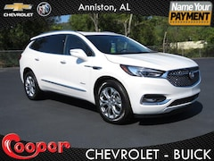 New 2020 Buick Enclave Avenir SUV for sale in Anniston AL