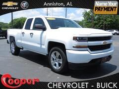 Used 2017 Chevrolet Silverado 1500 Custom Truck for sale in Anniston, AL