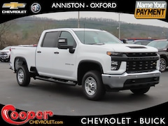 New 2020 Chevrolet Silverado 2500HD Work Truck Truck Crew Cab for sale in Anniston AL