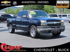 Used 2004 Chevrolet Silverado 1500 LS Truck for sale in Anniston, AL