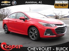 New 2019 Chevrolet Cruze LT Sedan for sale in Anniston AL