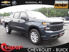 Used 2019 Chevrolet Silverado 1500 Custom Truck for sale in Anniston, AL