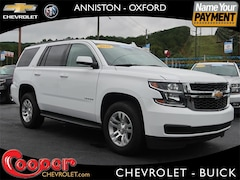 Certified Pre-Owned 2020 Chevrolet Tahoe LT SUV for sale in Anniston, AL