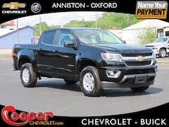 New 2020 Chevrolet Colorado WT Truck Crew Cab for sale in Anniston AL