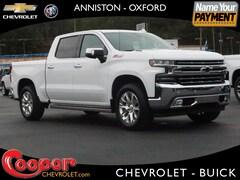 New 2020 Chevy Silverado Trucks for sale in Anniston AL