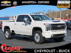 New 2020 Chevrolet Silverado 2500HD High Country Truck Crew Cab for sale in Anniston AL