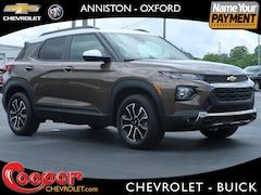 New 2021 Chevrolet Trailblazer ACTIV SUV for sale in Anniston AL