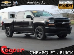 Used 2018 Chevrolet Silverado 1500 Custom Truck for sale in Anniston, AL