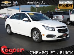 Used 2016 Chevrolet Cruze Limited 1LT Sedan for sale in Anniston, AL