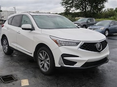 Used 2020 Acura RDX Technology Package SUV for sale in Anniston, AL