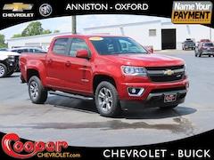 Used 2016 Chevrolet Colorado Z71 Truck for sale in Anniston, AL