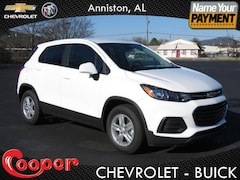 New 2019 Chevrolet Trax LS SUV for sale in Anniston AL