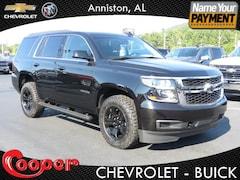 New 2020 Chevrolet Tahoe LS SUV for sale in Anniston AL