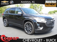 New 2020 Chevrolet Traverse RS SUV for sale in Anniston AL