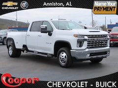 New 2020 Chevrolet Silverado 3500HD LTZ Truck Crew Cab for sale in Anniston AL
