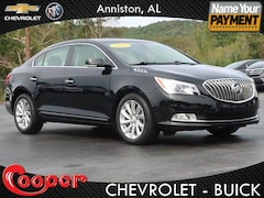 Used 2016 Buick Lacrosse Leather Group Sedan for sale in Anniston, AL