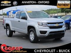 Used 2018 Chevrolet Colorado Work Truck Truck for sale in Anniston, AL