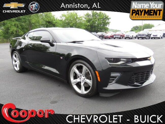 2016 Chevrolet Camaro SS Coupe