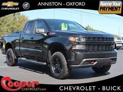 New 2020 Chevrolet Silverado 1500 Custom Trail Boss Truck for sale in Anniston AL